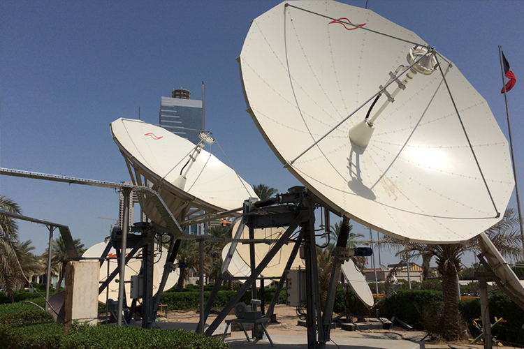 Broadcast Solutions (Microwave, SNG, Fly-away etc...)
